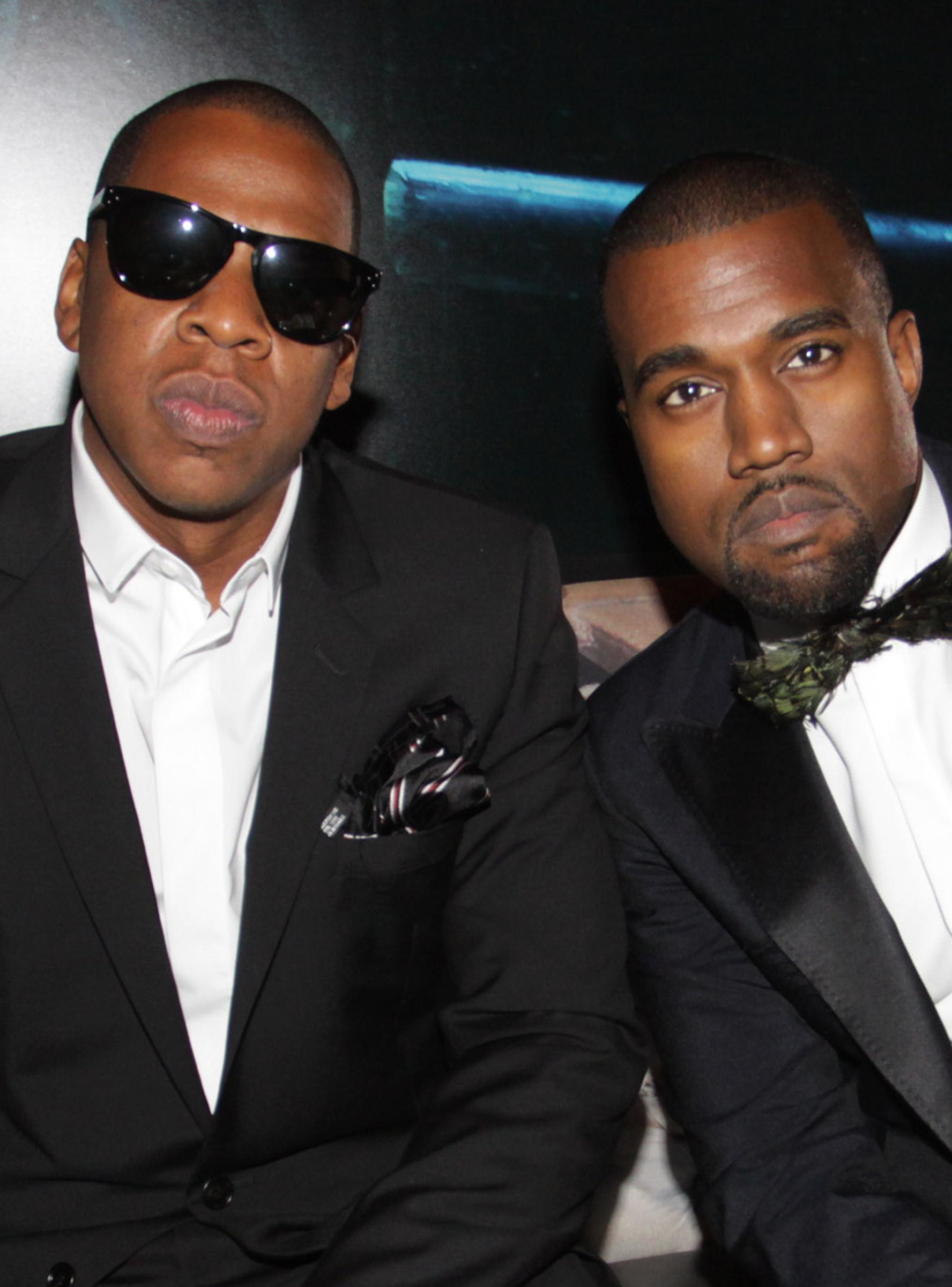 New Jay Z Kanye West Documentary Looks Very Juicy Jay Z Kanye West Kanye West Jay Z