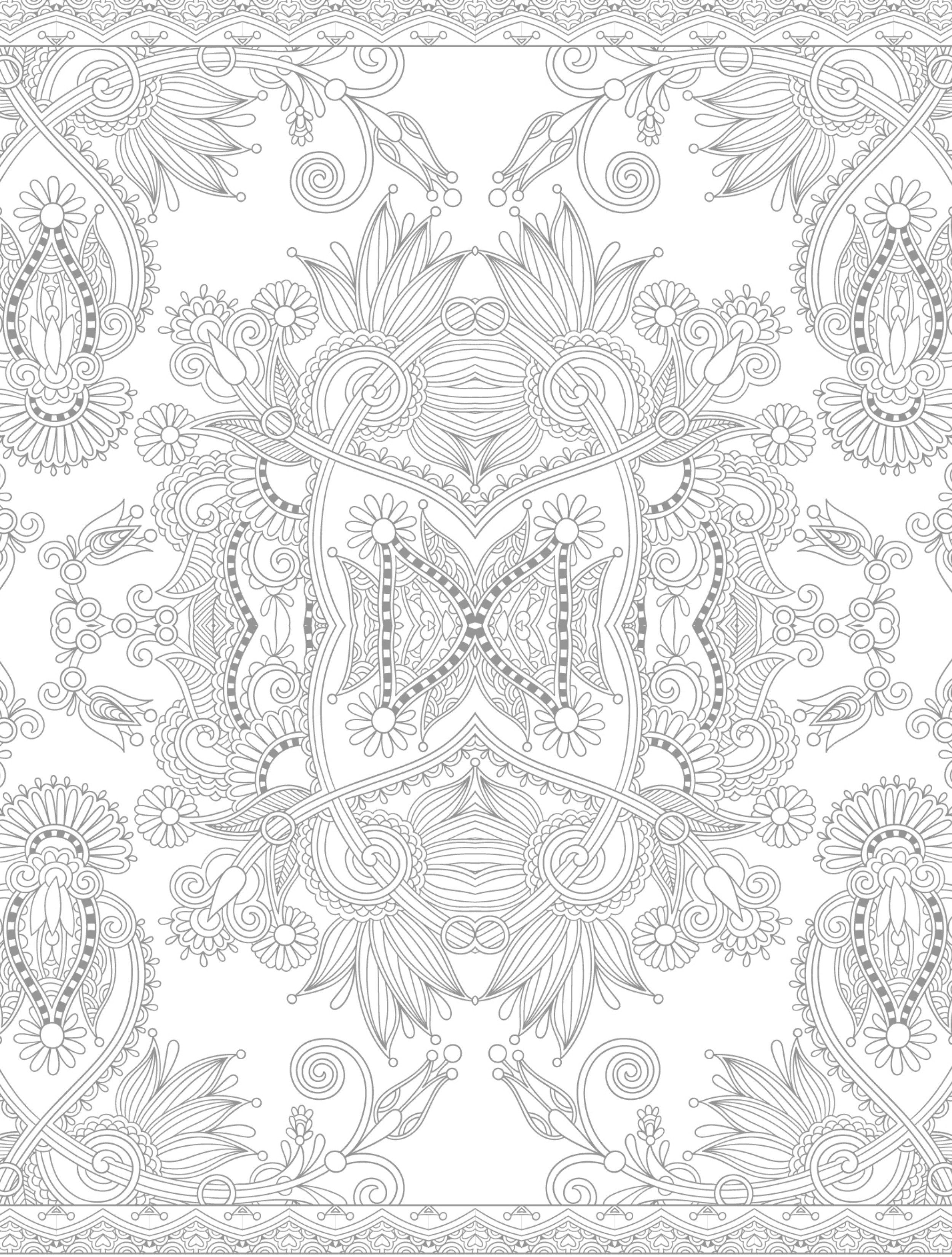 downloadable coloring pages for adults web | Adult Coloring Pages ...
