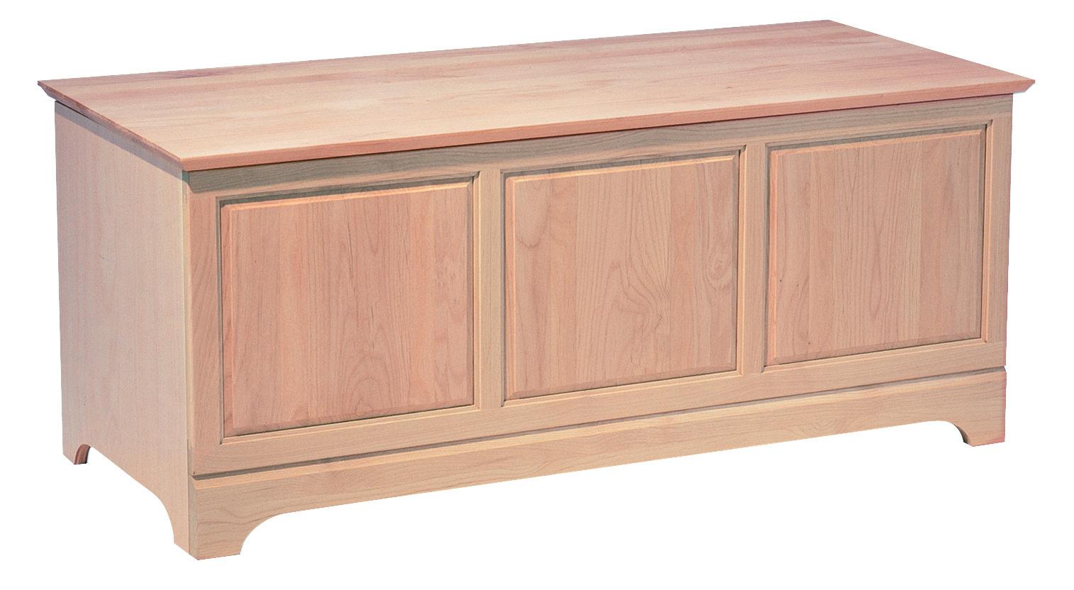 Unfinished storage chest storage livingroom bedroom unfinished furniture solidwood www derbyshires com