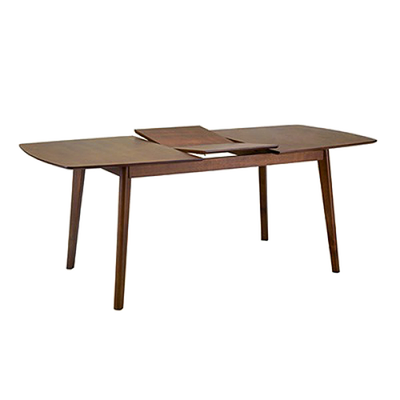 Shape Leon Extendable Dining Table Cocoa Hipvan Dining Table Dining Table In Kitchen Table