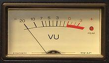 Vúmetro - Wikipedia, la enciclopedia libre