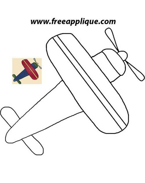 Printable Patterns Airplane Applique Airplane Quilt Baby Quilt Patterns Baby Quilts