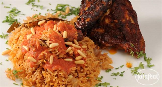 فتافيت بخاري الدجاج والارز Recipes Turkish Recipes Food