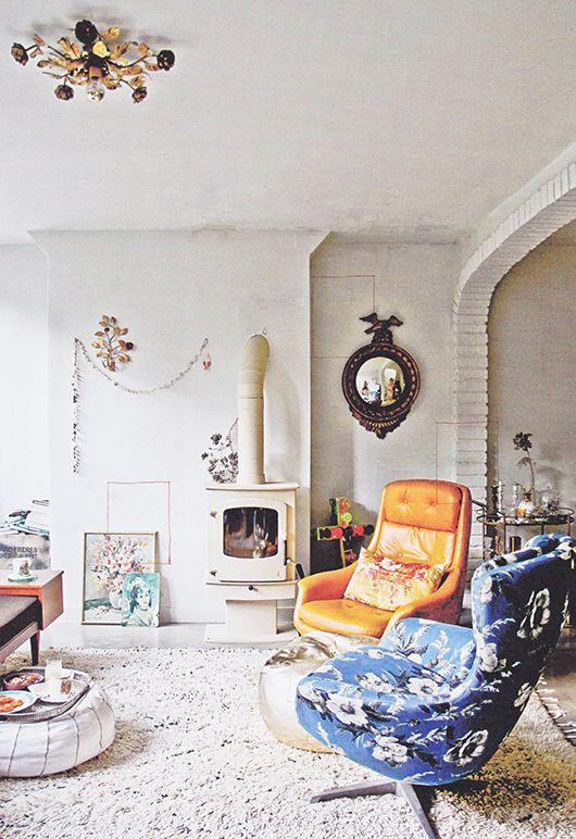 good reads: urban vintage | Furniture | Maison, Déco maison, Jolie ...
