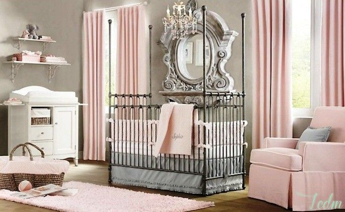 ides dco chambre bb fille - Idee Decoration Chambre Bebe Fille