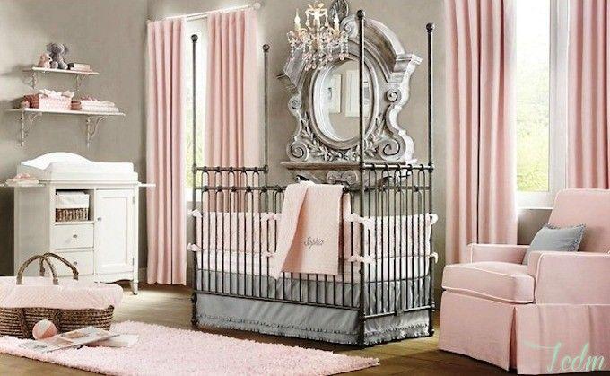 Idées déco chambre bébé fille | Idée deco | Pinterest | Idée déco ...