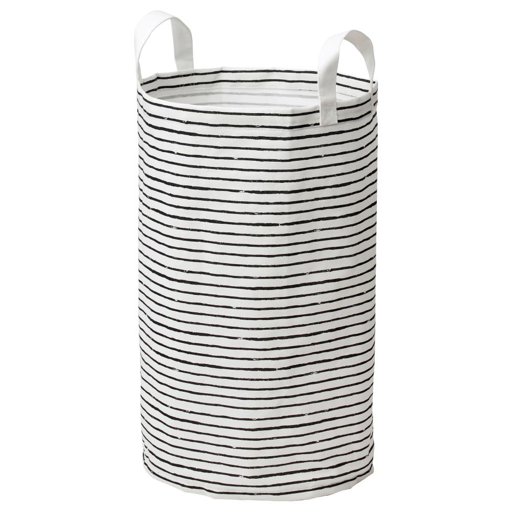 Klunka Laundry Bag White Black Ikea Ikea Laundry Basket Ikea Laundry Tilt Out Laundry Hamper