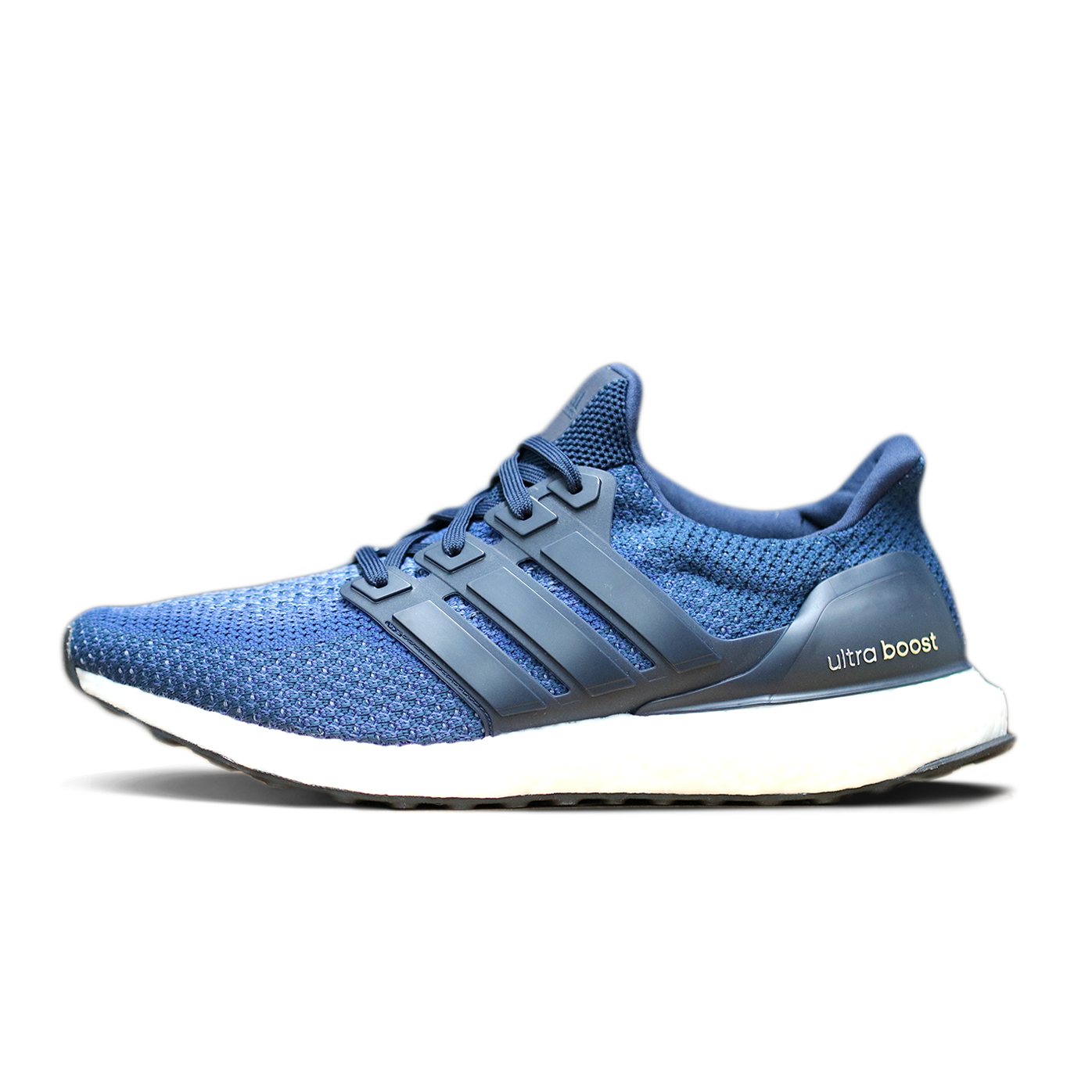 huge discount a281e 312b3 ADIDAS ULTRABOOST - NAVY GOLD Tenis Adidas, Adidas Men, Adidas Sneakers,  Mens