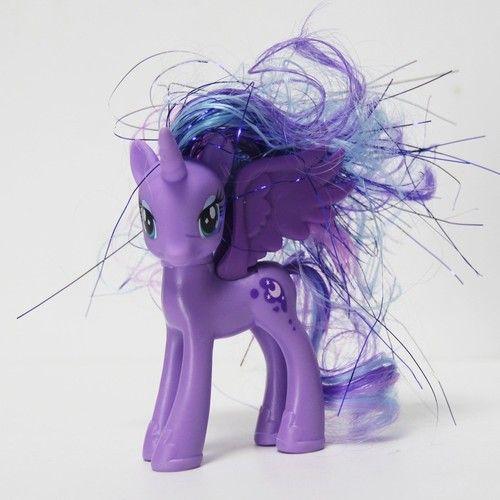 Hasbro My Little Pony Friendship Is Magic Princess Luna Tinsel In Hair Ta384 My Little Pony Hasbro My Little Pony My Little Pony Friendship