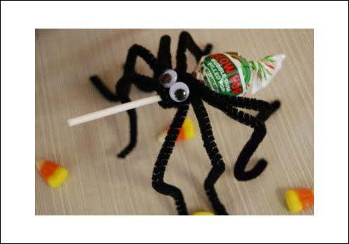 Halloween Craft Ideas Spider H0L!D@y$ Pinterest Spider - halloween crafts ideas