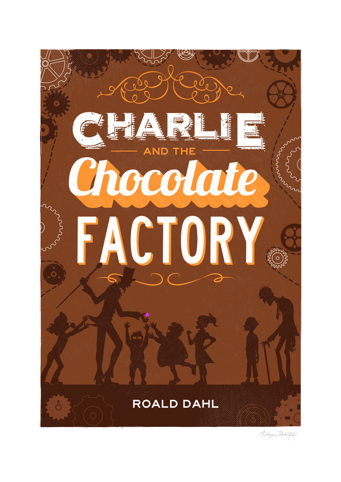 Books By Their Covers Charlie And The Chocolate Factory