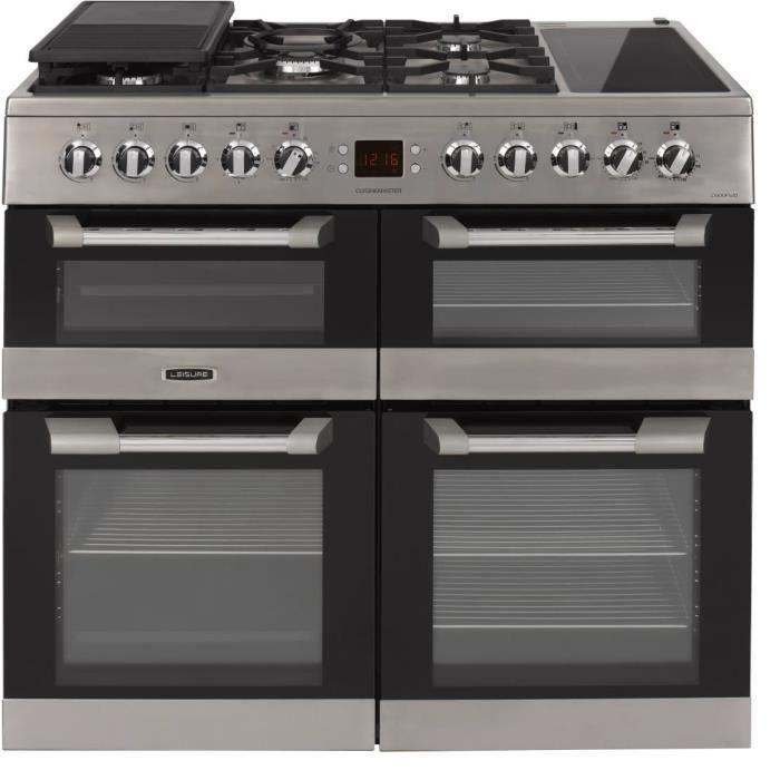 LEISURE CSFX Piano De Cuisson Pas Cher Promo Cuisinière - Promo gaziniere gaz pour idees de deco de cuisine