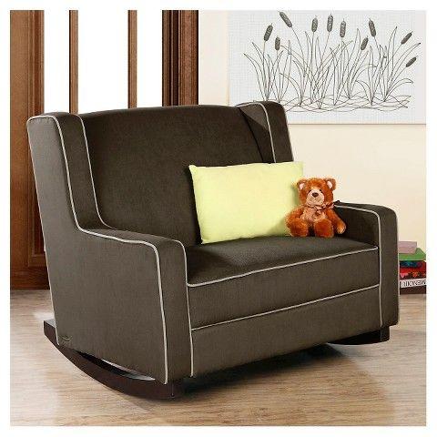 Best Eddie Bauer® Chair And A Half Rocker Light Olive Small 400 x 300