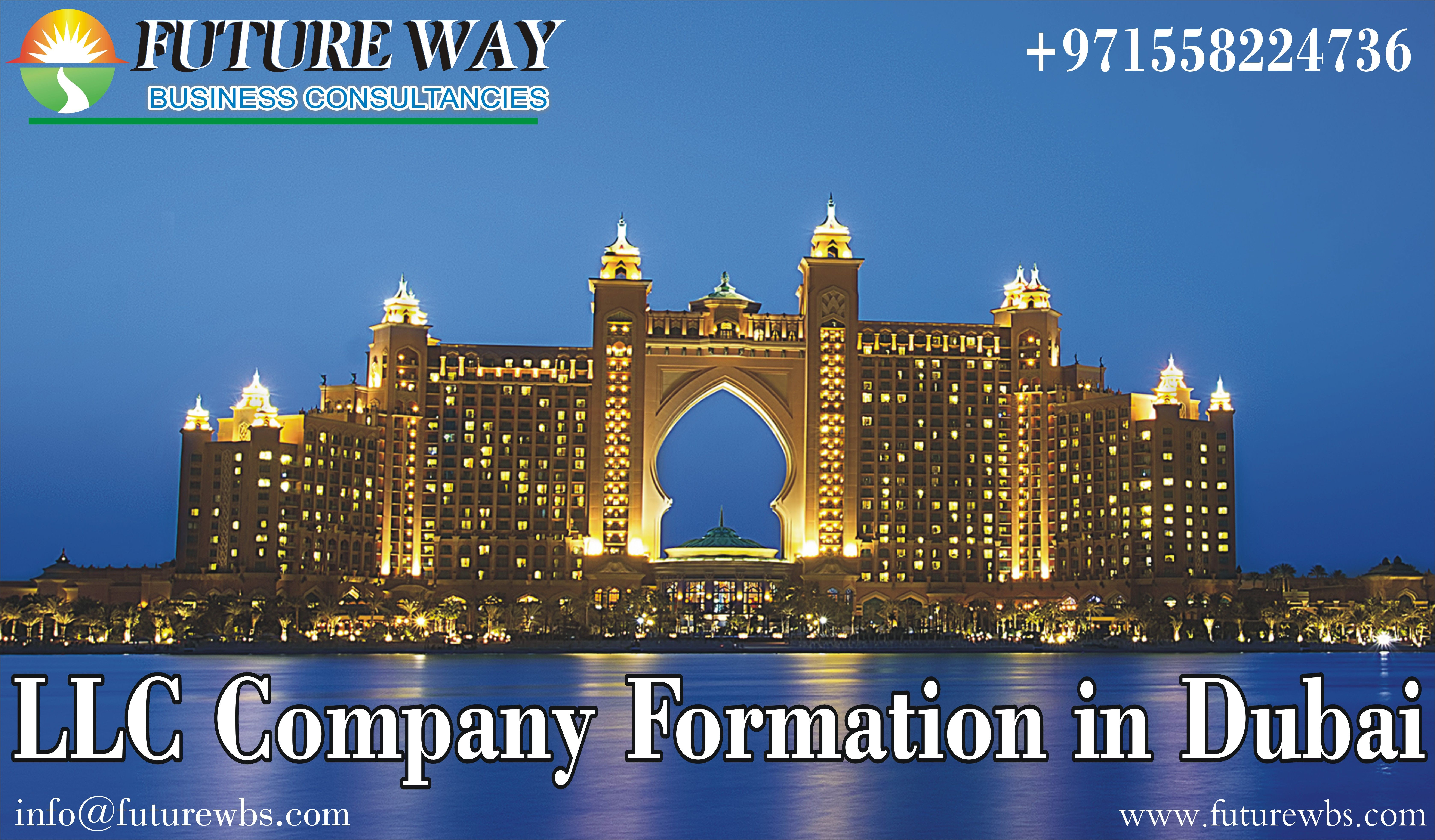 Setup your own business in Dubai. For new trade license