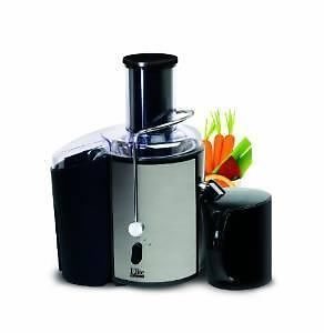 Elite by MaxiMatic Platinum 2 Speed Whole Fruit Stainless