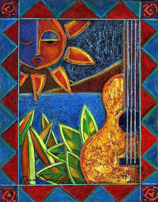 Hispanic Heritage by Oscar Ortiz Hispanic art, Hispanic