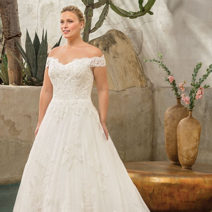 Plus Size Wedding Dress Collection