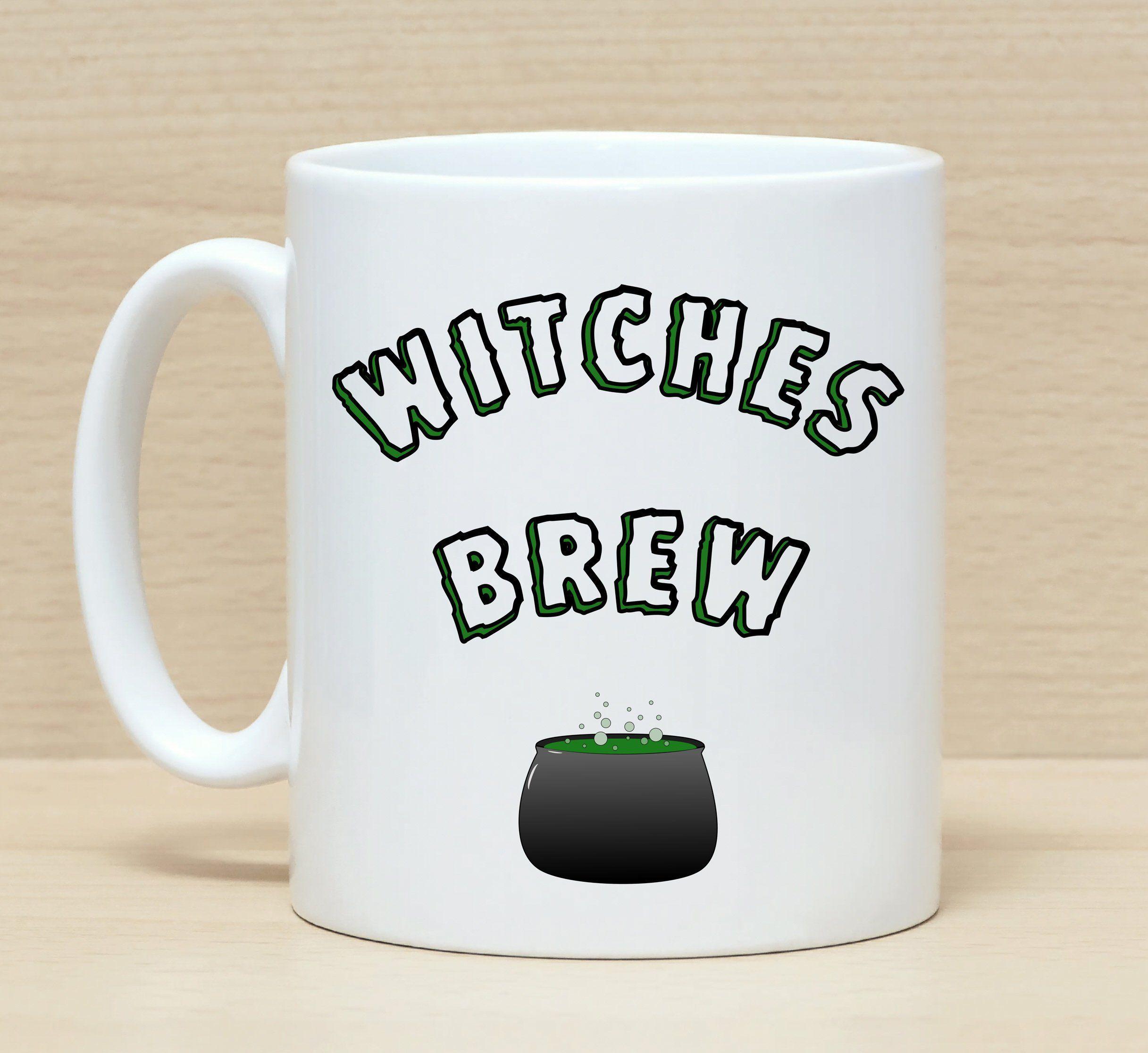 halloween mug, halloween gift, halloween decorations, halloween