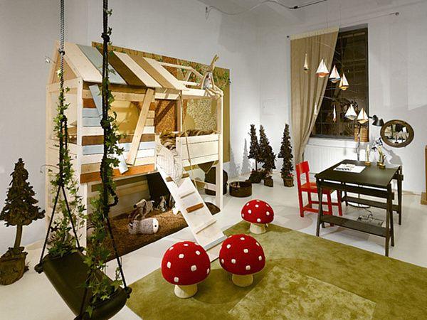 20 Playroom Design Ideas Cool Kids Rooms Kids Bedroom