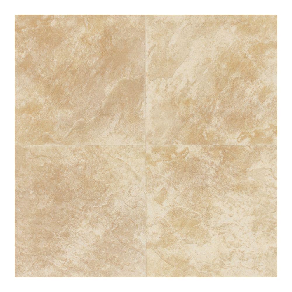18 x 18 Ceramic Indoor Floor Tile - DESIGN DEPOT BELIZE