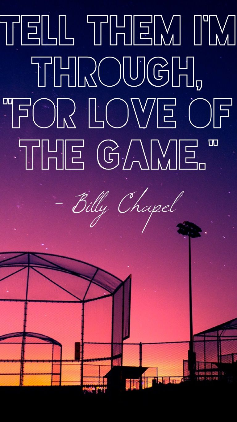 For Love Of The Game Bsebll Baseball Movies Movies Love