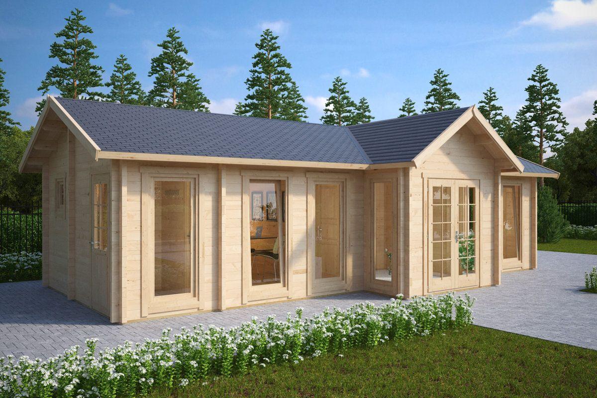 Die Top 10 Nutzungsarten für ein Gartenhaus Domki