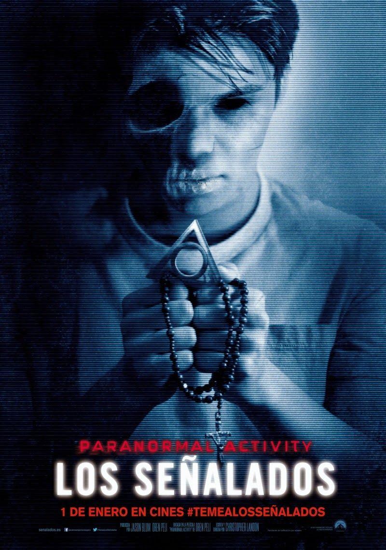 Paranormal Activity Los Senalados E Netflix Peliculas De Terror Peliculas Completas Actividad Paranormal