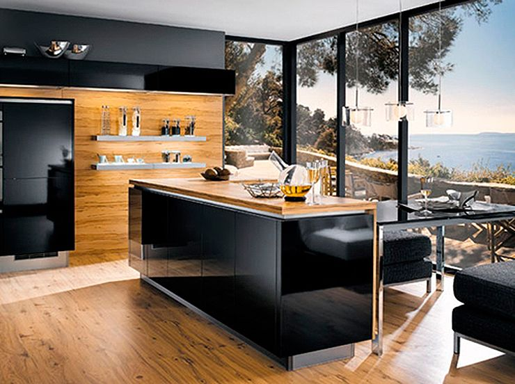 Ideas Cocinas pequeñas - Cocinas modernas minimalistas | Cocina ...