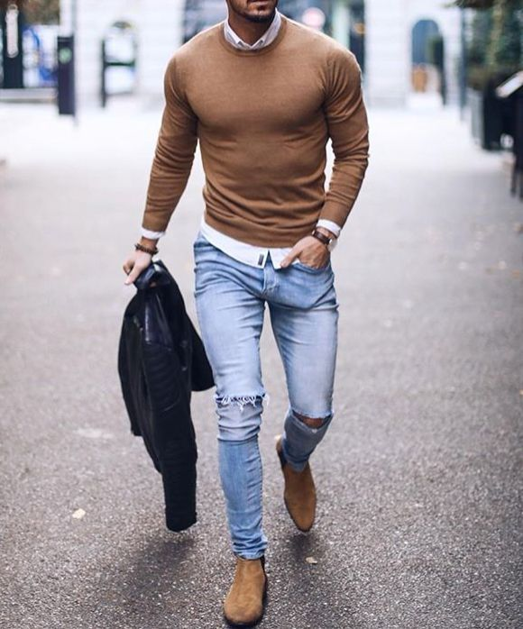 Mens casual outfits, Mens fashion