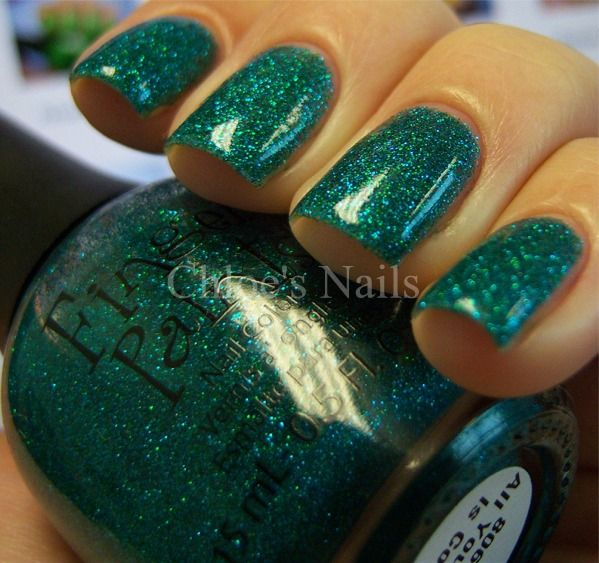 Chloe\'s Nails: Finger Paints | Hair/Nails | Pinterest | Pintas, El ...