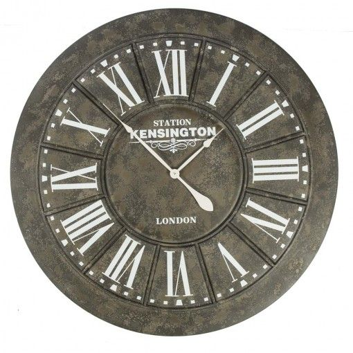 Buy Giant Station Kensington Wall Clock Purely Wall Clocks Wall Clock Oversized Wall Clock Yosemite Home Decor