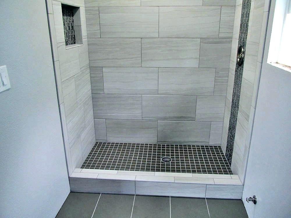 Bathroom Tile Good X Floor Layout 12x24 Shower Patterns Vertical
