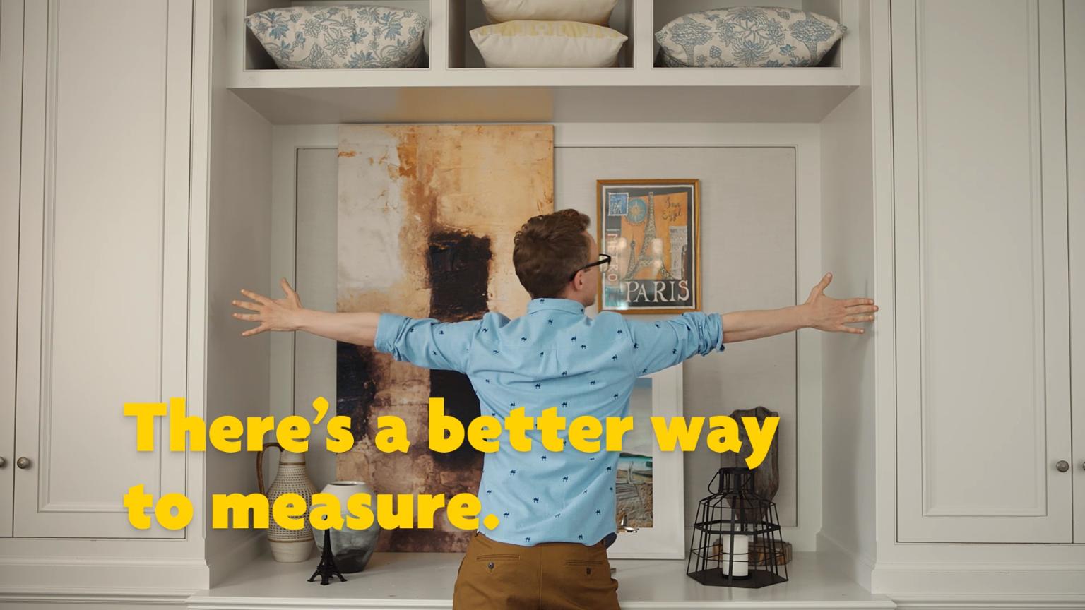 Benchmark 32' Laser Measure | Home Hardware Measur