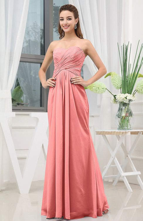 f87579fd43 ColsBM Roselyn - Coral Bridesmaid Dresses in 2019 | Coral ...