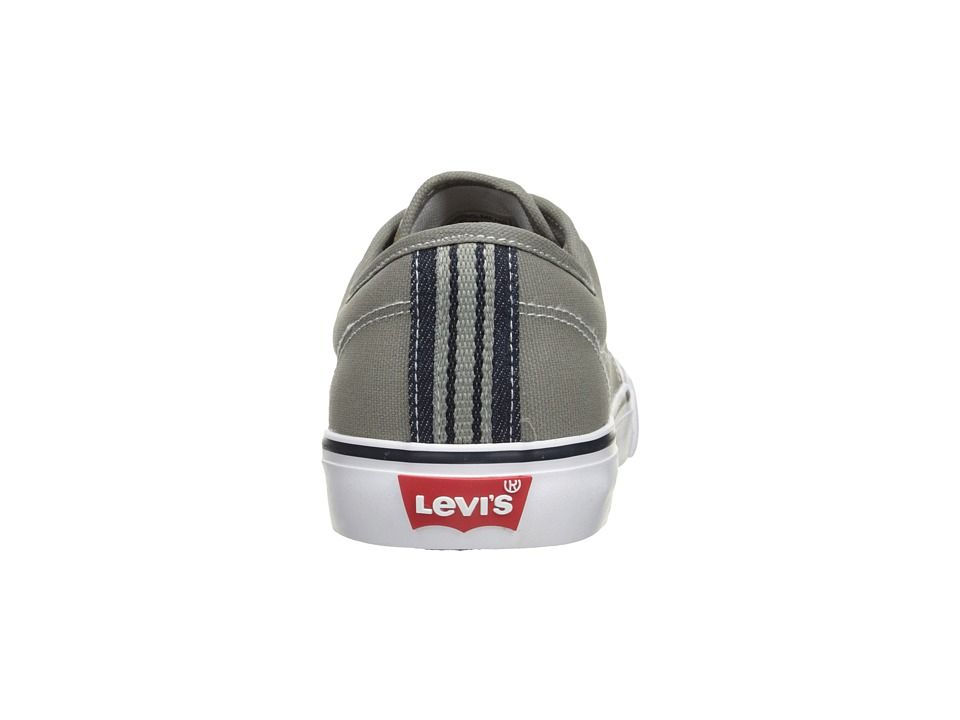 Levi's(r) Shoes Porter II Sport Boys Shoes Grey/Navy