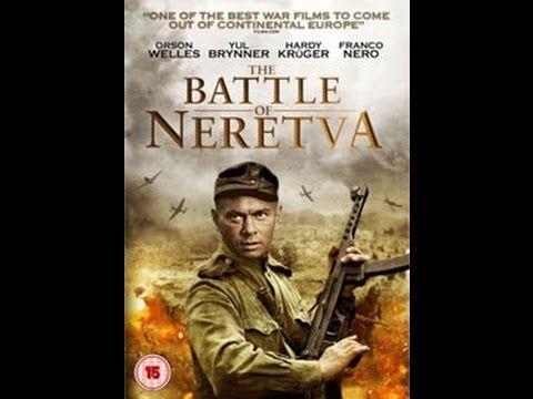 La Batalla Del Rio Neretva Pelicula Completa Español Accion Belica Yul Brynner Posters De Filmes Cartazes De Filmes Filmes