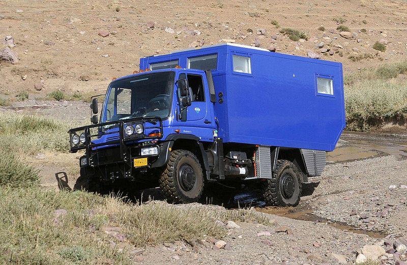 Unimog U500 GXV Unicat TerraCross 49 RV (U405 UGN) | Pinterest | Vehicle