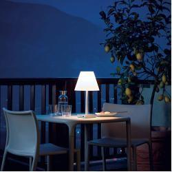 Photo of Dina + Led table lamp RotalianaRotaliana