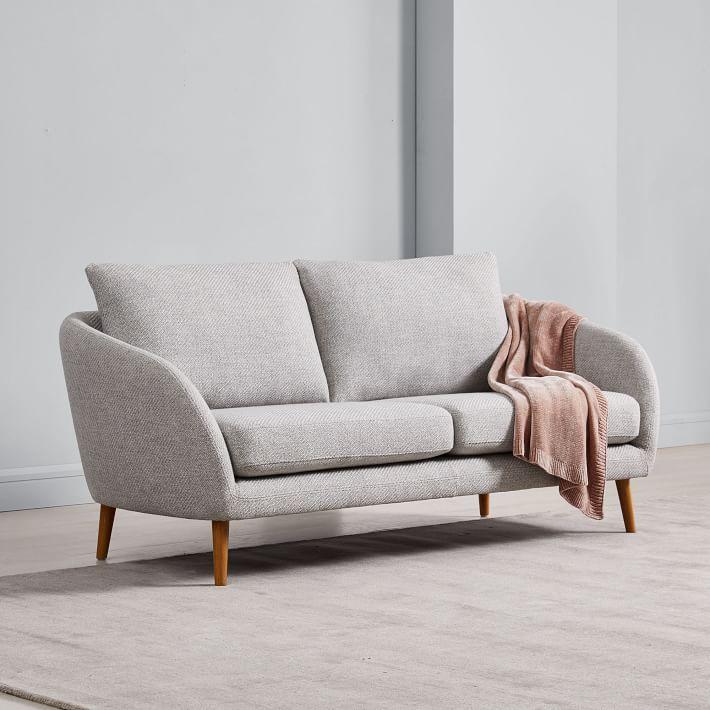 Hanna Sofa In 2020 Furniture Sofas For Small Spaces Minimalist Sofa