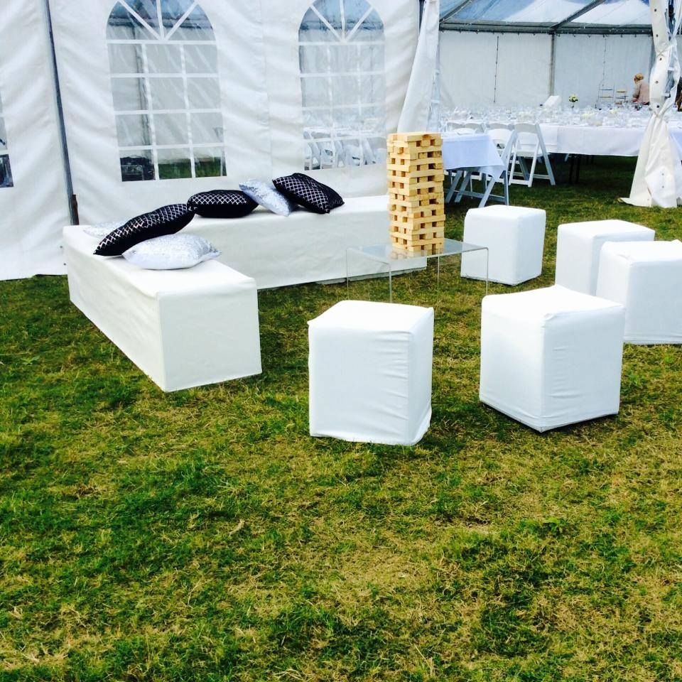 Giant Jenga Lawn Games  www.firstclassfunctions.com.au