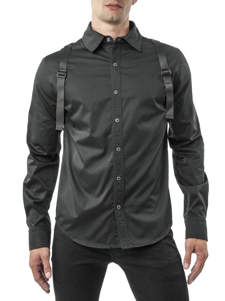 b36cb400b6 Harness Long Sleeve Shirt : Nasty Pig   Nasty Pig   Shirts, Shirt ...