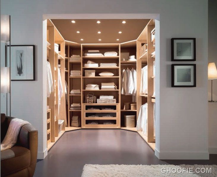 If You Have Some Space In Your House And You Need More Room To Store Your  Clothing Why Not Add A Walk In Closet. The Amount Of Space Available Within  A ...