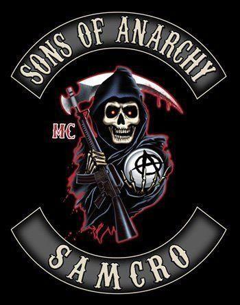 Sons Of Anarchy Sons Of Anarchy Mc Sons Of Anarchy Samcro