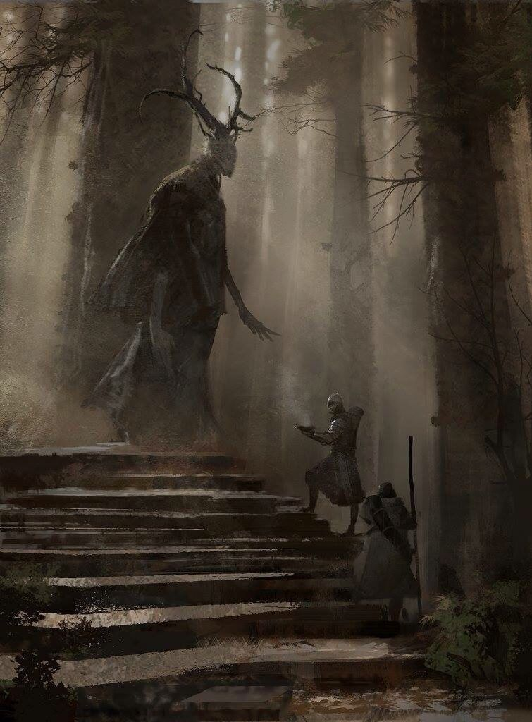 Herne the Hunter.