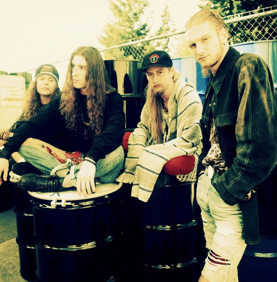 Alice in Chains...Rolling Stone mag 1991