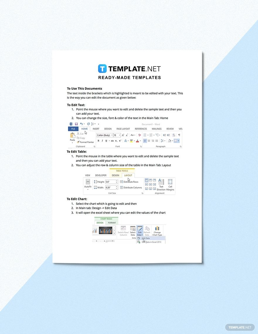 Free Financial Accountant Job Description Template in 2020