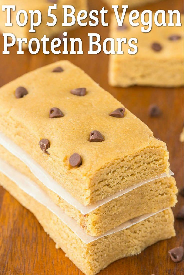 Beau The Top 5 Best Vegan Protein Bars That You Will Love | Proper Diet, Meals  And Bar