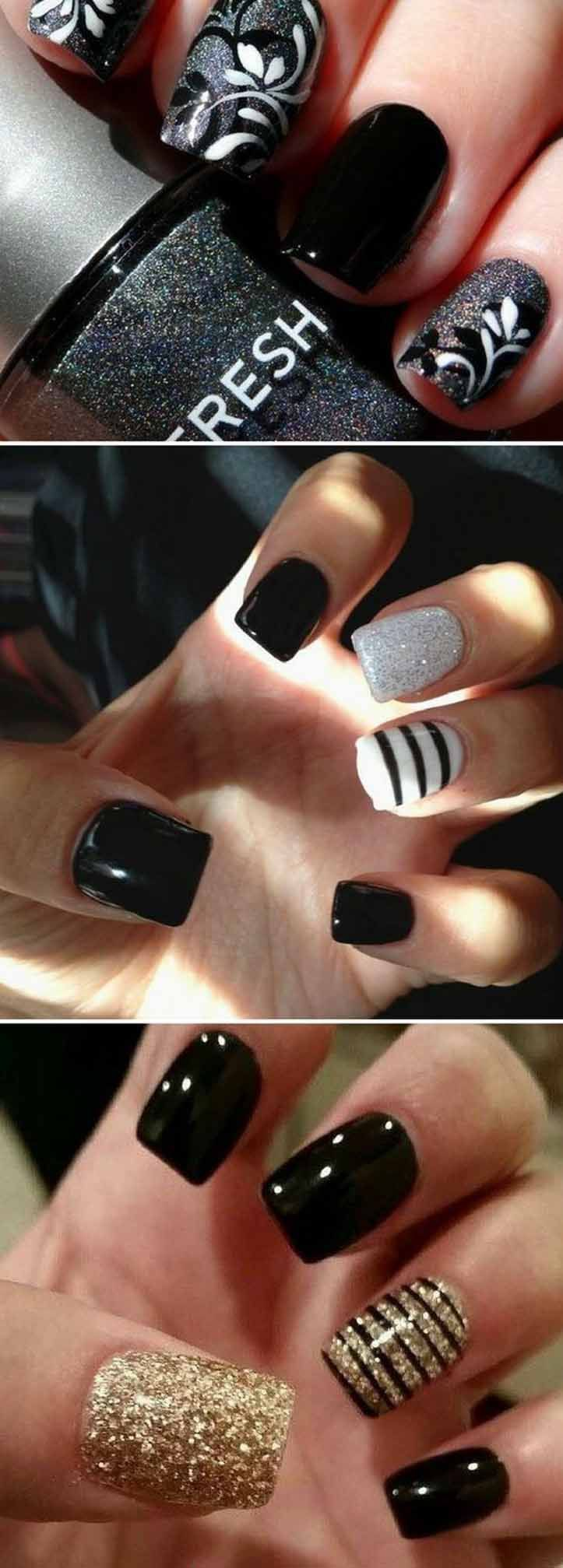 11 Fall Nail Colors You Need Right Now | Fall nail colors, Dope ...