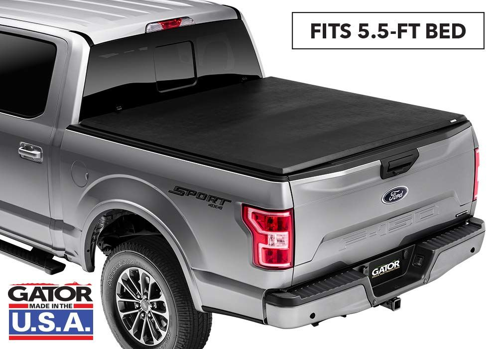 Gator Etx Soft Tri Fold Truck Be Tonneau Cover Truck Bed Covers Truck Bed