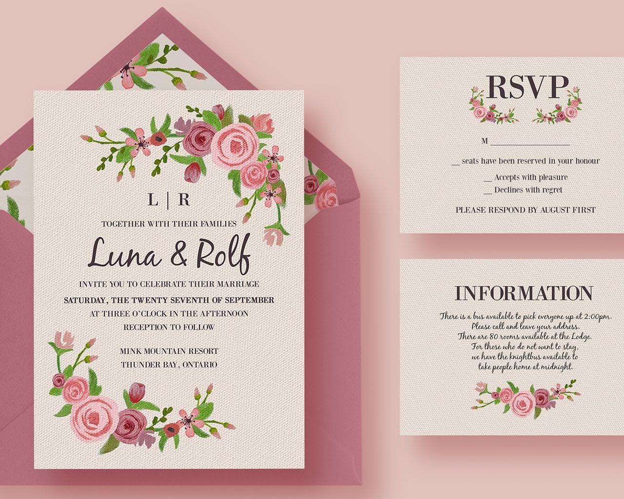 Create Wedding Invitations.Gorgeous Simple Wedding Invitation Designs Wedding Invitation Design